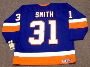 billy smith new york islanders 1982 ccm vintage throwback nhl hockey rh ebay com