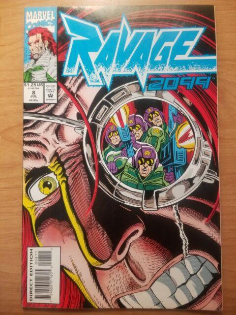 Ravage 2099 #8 Marvel Comics