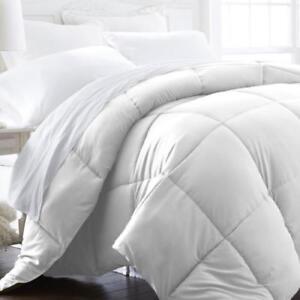 Soft Essentials Plush Down Alternative Comforter White