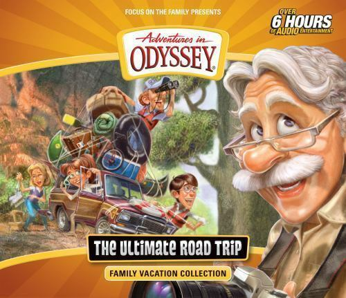 Adventures In Odyssey The Ultimate Road Trip By Focus On