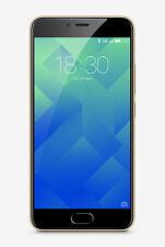 "New  Meizu M5 Duos Dual (32+3)GB,5.2"" 13MP 5MP ,Champagne Gold"