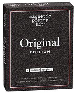 Magnetic-Poetry-Kit-Original-Essentiel-Mots-pour-Votre-Refrigerateur