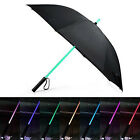 Blade Runner 6 Color Light Saber Star Wars LED Multi color Umbrella  Flashlight