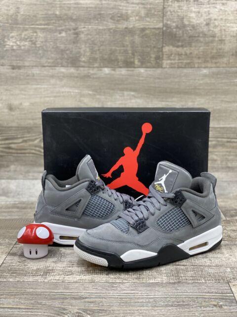 Nike Air Jordan 4 IV Cool Grey White