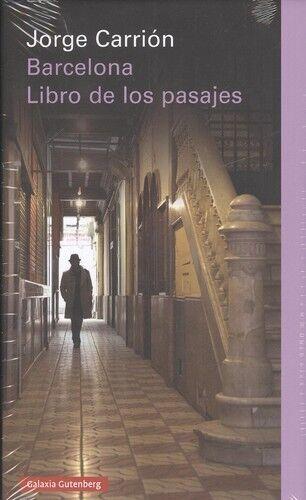 Barcelona. Libro de los pasajes. NUEVO. Envío URGENTE. ENSAYOS (IMOSVER)