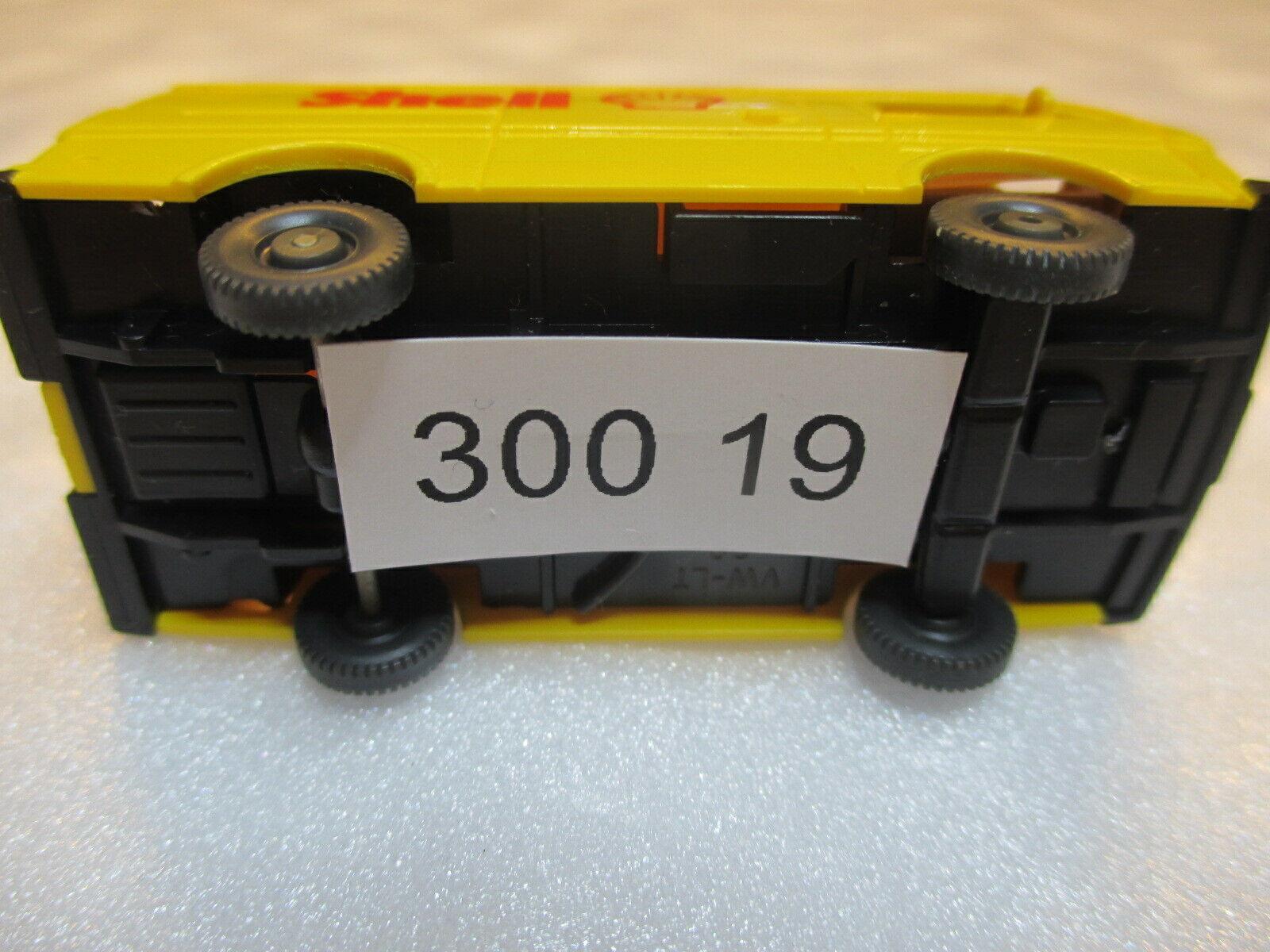 "GK2003 300//19 A /""Shell/"", Wiking 300 VW LT28 gelb"