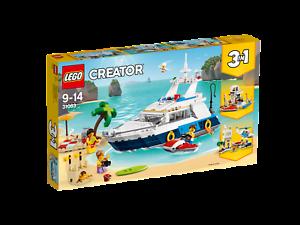 LEGO® LEGO® LEGO® Creator 31083 Abenteuer auf der Yacht NEU OVP_Cruising Adventures NEW MISB 35e7f6