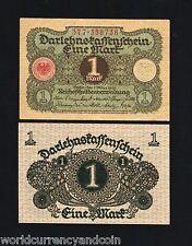 GERMANY 1 MARK P58 1920 *BUNDLE* WEIMAR REPUBLIC UNC CURRENCY MONEY BILL 100 PCS