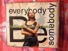 Everybody Be Somebody [Maxi Single] by Ruffneck (CD, Nov-1995, Maw Records)
