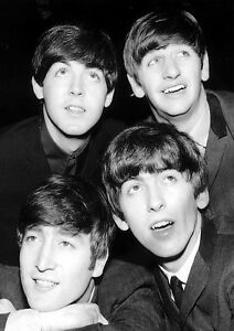 BEATLES-MUSIC-JOHN-LENNON-PAUL-McCARTNEY-RINGO-GEORGE-HARRISON-PHOTO-PRINT-10