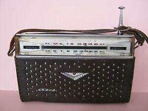 Sharp-Transistor-Radio-BXS-327-Rare