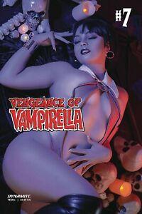 Vengeance of Vampirella #2 Cosplay 1:20 Virgin Variant NM