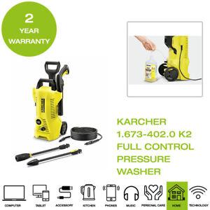 Brand-New-Karcher-1-673-402-0-K2-Full-Control-Pressure-Washer-1400W