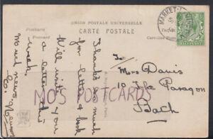 Family-History-Postcard-Davis-10-The-Paragon-Bath-Somerset-RF3152