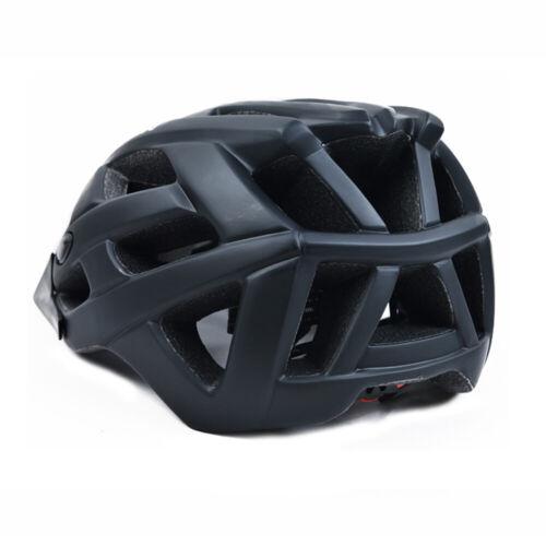 MOON HB 3-9 Fahrradhelm MTB Helm Mountainbike Herren /& Damen Visier CE Qualität