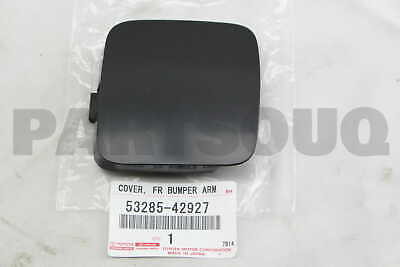 Genuine Toyota 52127-48030-D0 Bumper Hole Cover
