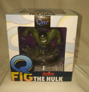 QM-Q-FIG-THE-HULK-MARVEL-AVENGERS-AGE-OF-ULTRON-FIGURINE-NEW-IN-BOX