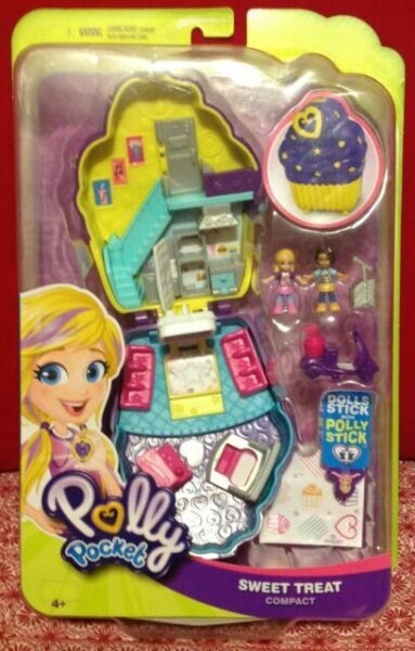 Polly Pockets For Sale: Polly Pocket 2018 Beach Vibes Backpack Playset For Sale