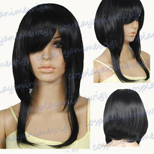 16-inch-Hi-Temp-Series-Black-Shaggy-cut-Cosplay-DNA-Wigs-73001