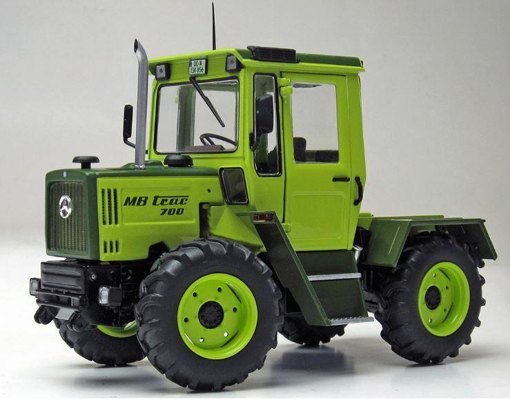 MB-Trac 700 (w440) 1982-1991 1 32 Model façon-Toys   préférentiel