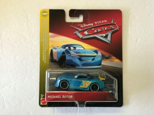 Cars 3 MICHAEL ROTOR aka View Zen #39 Mattel Disney Pixar