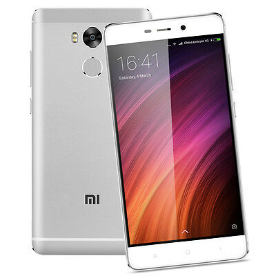 5,0'' Xiaomi REDMI 4 3GB Ram 32GB Rom Multilenguaje OctaCore MIUI8 Snapdragon ES