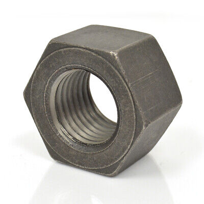 """3//8/""""-16 Heavy Hex Nuts 25 Structural - Plain"""