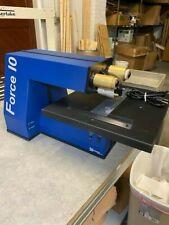 Force 10 Digital Foil Printer