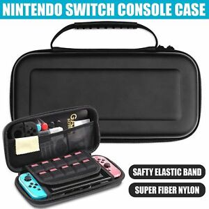 Black-Hard-Case-Carry-Storage-Bag-Protective-Cover-for-Nintendo-Switch-Console