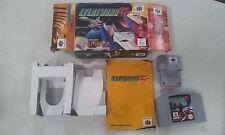 Lylatwars Nitendo 64 N64 Game with Box, Manual & Rumble Pack