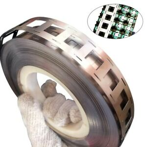 0-15-27mm-2P-Pure-Nickel-Strip-Ni-Plate-Belt-for-18650-Battery-Welding-Tape-Lot