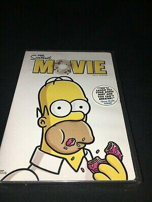 The Simpsons Movie Dvd 2007 Full Frame 24543484387 Ebay