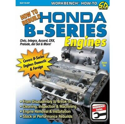 How To Rebuild the Big-Block Chevrolet Engine Service Manual by Cartech SA142P