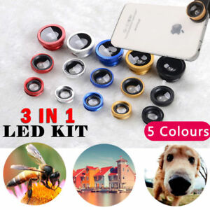 Clip-on-Cell-Phone-Camera-Lens-Super-Wide-Angle-Lens-Macro-Lens-and-Fisheye-Lens
