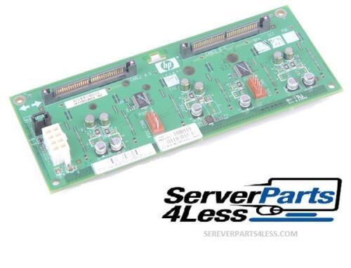 390547-001/365668-001HP SATA Hard Drive BackPlane For the Generation 4 ML350
