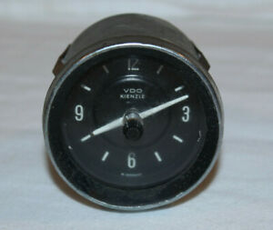 Mercedes VDO clocks NOS