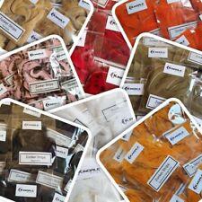 Irish Fly Supplies 3mm Powder Pink Zonker strips x 2