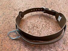 Buckingham 5 12 Pad Amp Strap Climbing Aerial Waist Belt