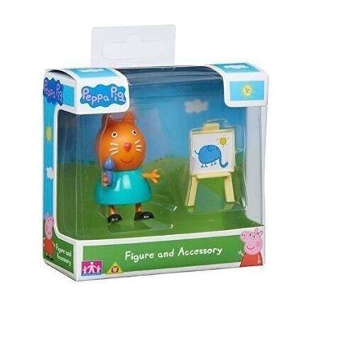 PEPPA PIG Toy Figure et Pack Accessoires Rebecca George Candy Gabriela