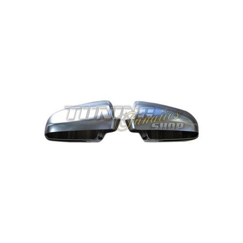 Carcasa completa aluminio look espejo tapas exterior para audi a3 s3 8p 8pa