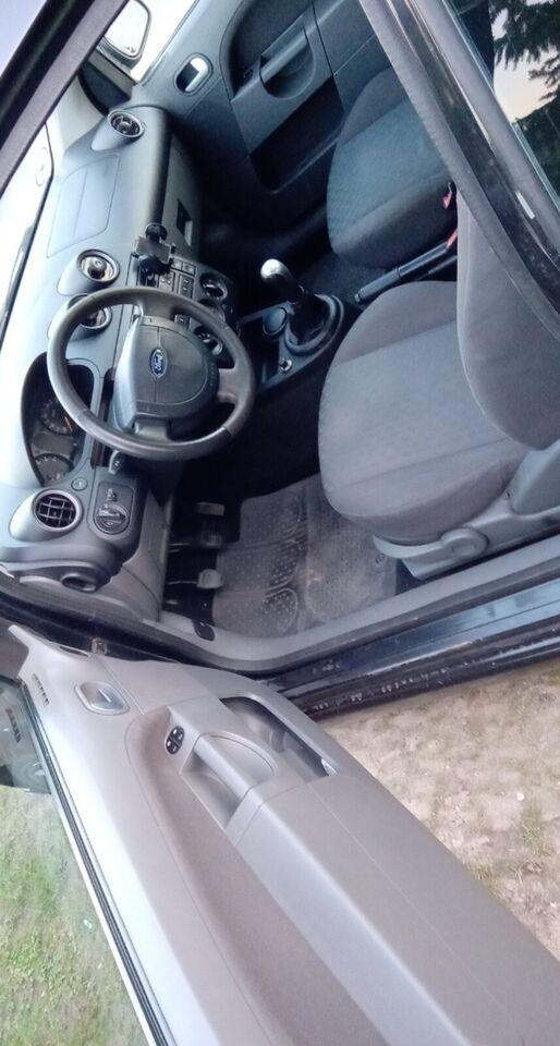 Ford Fiesta, 1,6 Trend, Benzin