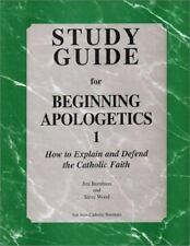 Steve Wood Study Guide for Beginning Apologetics