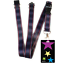 High-quality-ID-badge-holder-RAINBOW-STARS-amp-Secure-Lanyard-neck-strap-soft thumbnail 61