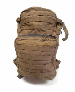 US Military USMC FILBE ASSAULT PACK Coyote Propper 3 Day Backpack ... 1e0f15c4c7