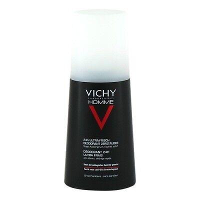 VICHY HOMME Deo Zerstaeuber Spray 100ml PZN 06712279