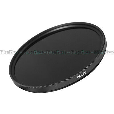 72mm 72 mm Infrared Infra-red IR Pass X-Ray Lens Filter 850nm 850 Optical Glass