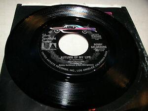 Bobby-Goldsboro-Honey-Autumn-Of-My-Life-45-NM-UA-XW046
