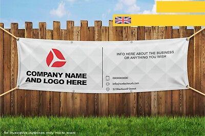 Your Custom Business Banner Heavy Duty PVC Banner Sign 3354
