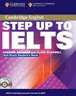 Step Up to IELTS Self-study Pack by Vanessa Jakeman, Clare McDowell (Mixed media product, 2004)