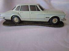 Valiant S Chrysler Arctic White Road Legends Scale Model Car Factory 2nd Damaged